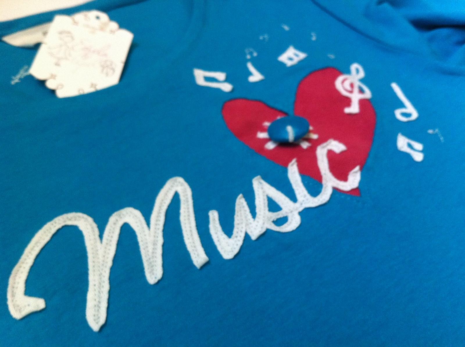 Camiseta music1