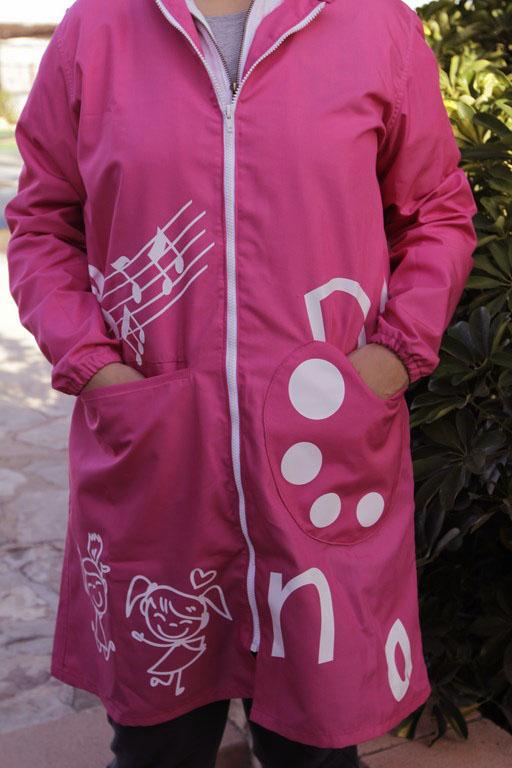 Bata rosa cole1