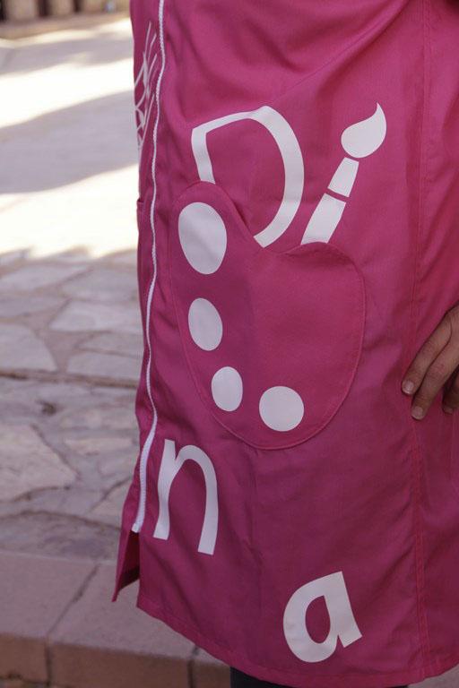 Bata rosa cole2