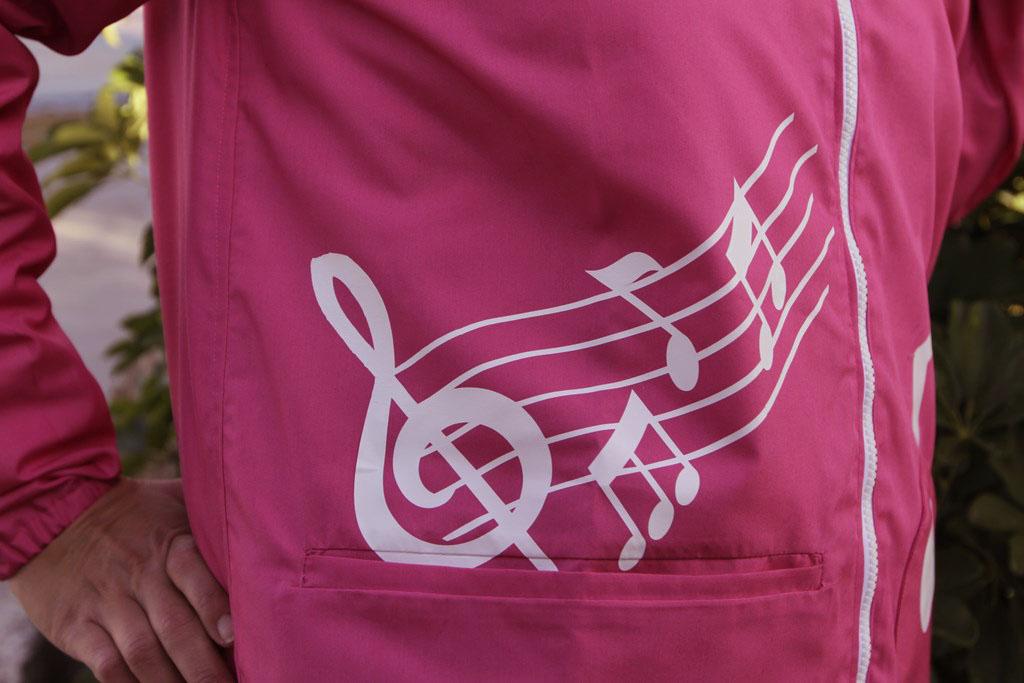 Bata rosa cole5