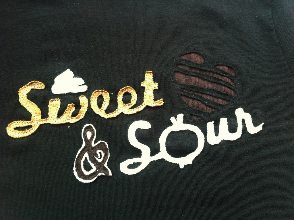 Camiseta Sweet&Sour1